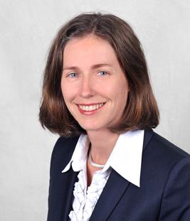 Abteilungsdirektorin Vorstandsstab Isabel  Kurz