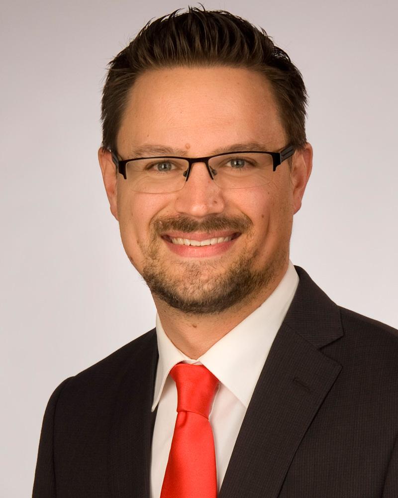 Sparkassenbetriebswirt Stefan Schneyer