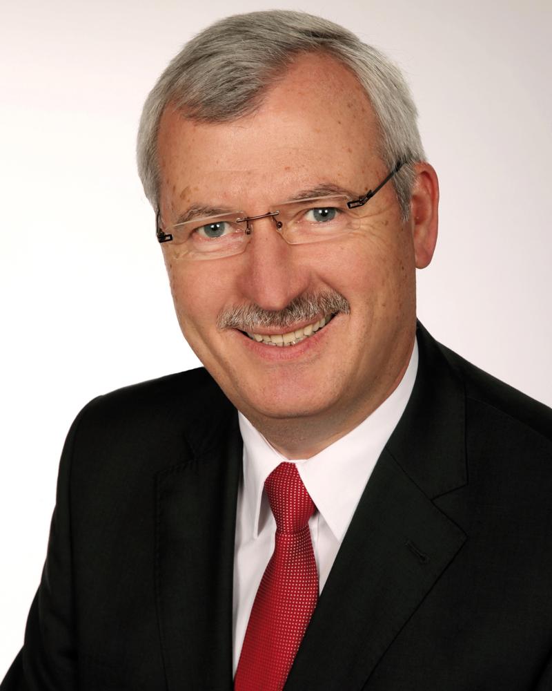 Sparkassenbetriebswirt Walter Partheymüller