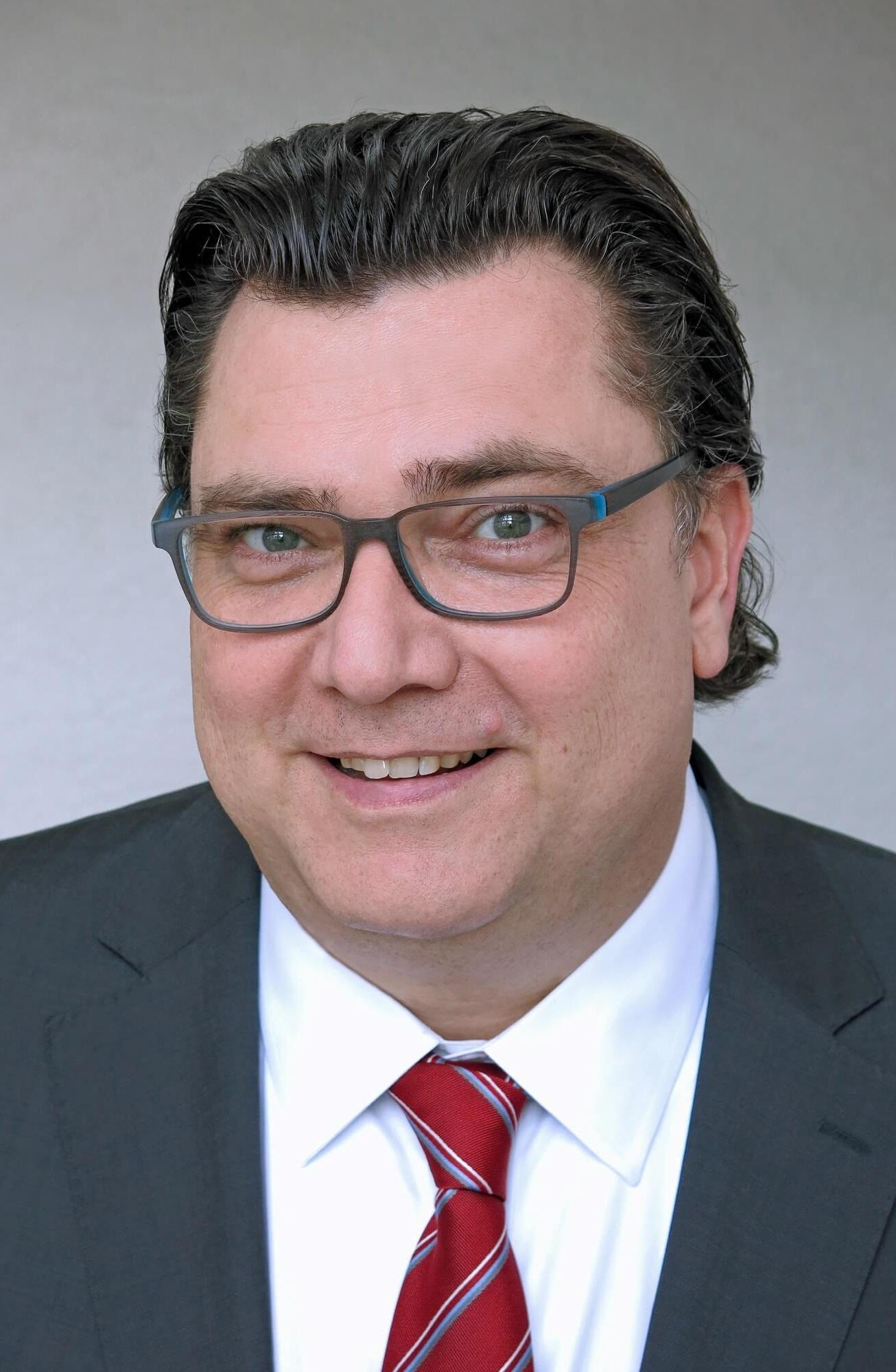 Alexander Jusmann - Leiter Marketing und Kommunikation
