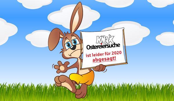 ABGESAGT - KNAX Ostereiersuche im Wildpark