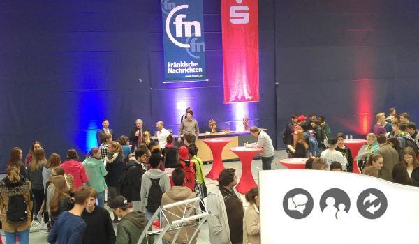 Digitale Fachkräfte-Messe
