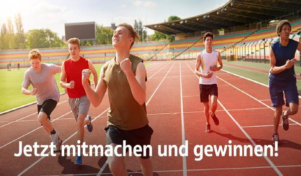 Start des Sportabzeichen Wettbewerbs 2021