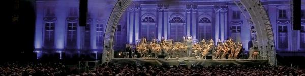 """Ludwigsburger Schlossfestspiele - Öffentliche Hauptprobe zum Klassik Open Air & Feuerwerk: """"Weiße Nächte"""""""
