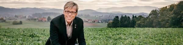 Hansy Vogt und seine klingende Bergweihnacht