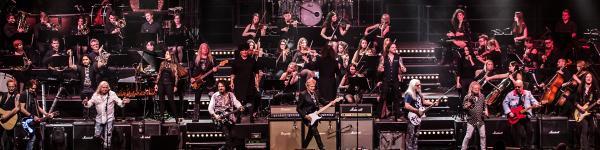 """ROCK MEETS CLASSIC""<br/>Die große Jubiläums-Tour 2019"