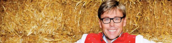 Hansy Vogt und seine KLINGENDE BERGWEIHNACHT <br/> Die volkstümliche Weihnachtsrevue