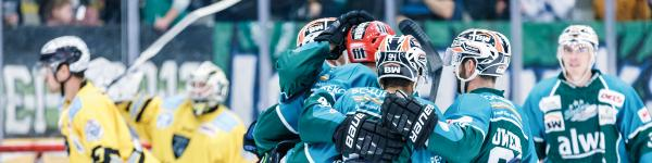 Heiß auf Eishockey<br/>Bietigheim Steelers vs. EC Bad Nauheim