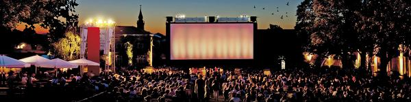 28. Sommernachts Open Air Kino