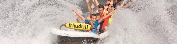 KNAX-Tag im Erlebnispark Tripsdrill