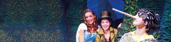 """Pinocchio – das Musical"" in Ludwigsburg<br/>Theater Liberi"