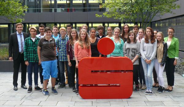 Herbstakademie bei der Sparkasse Krefeld