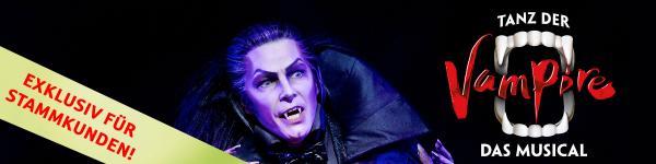 Tanz der Vampire die Musical-Ausfahrt
