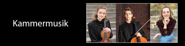 Kammermusikabend – Frauen in der Musik