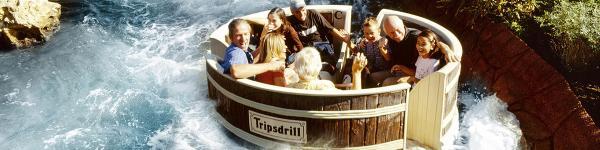 Erlebnispark Tripsdrill zum Spezialpreis
