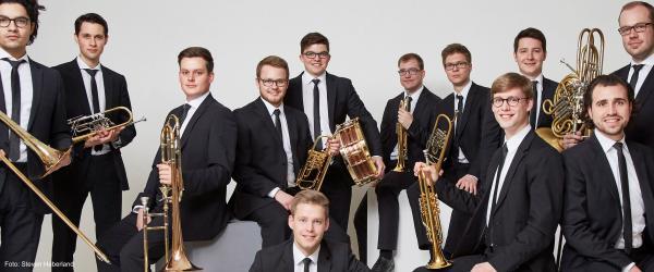 Niedersächsische Musiktage: Konzert mit Salaputia Brass