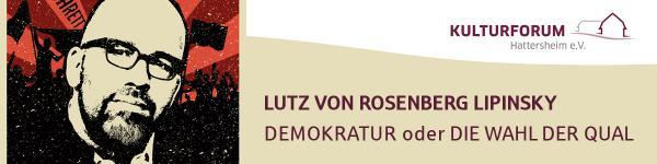 Kulturforum Hattersheim<br/>LUTZ VON ROSENBERG LIPINSKY