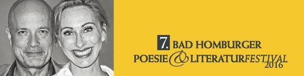 7. Poesie&LiteraturFestival <br/>Sonderveranstaltung mit Andrea Sawatzki und Christian Berkel
