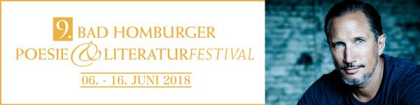 9. Bad Homburger Poesie- & Literaturfestival
