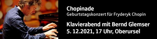 Chopinade mit Bernd Glemser
