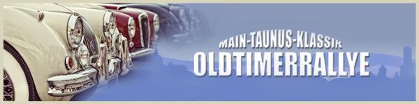 Main-Taunus-Klassik Oldtimerrallye