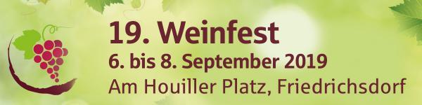 Weinfest Friedrichsdorf