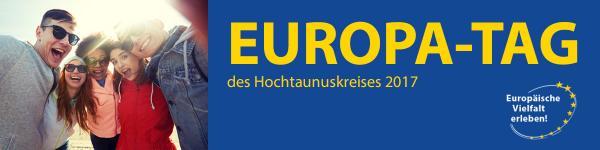 Europa-Tag des Hochtaunuskreises